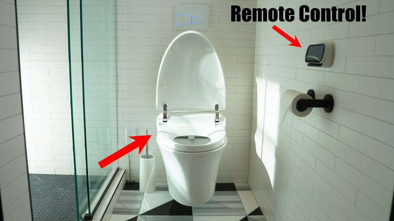 Our Amazing Smart Home Toilets!