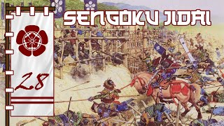 The Battle of Nagashino | Sengoku Jidai Episode 28