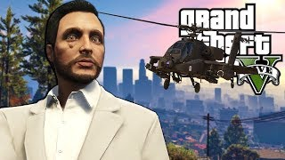 We Bought a Hunter Helicopter to Run Secret Missions in GTA 5 Online! - GTA V Funny Moments