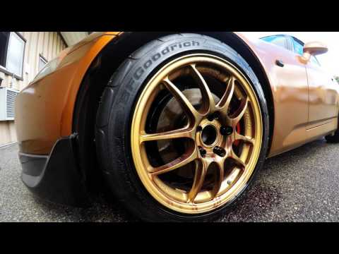 How to clean Plasti Dipped wheels with Brake Dust Pro