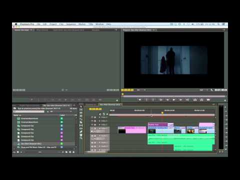 Final Cut Pro X Advanced Tutorial - Exporting XML to Premiere Pro CS6