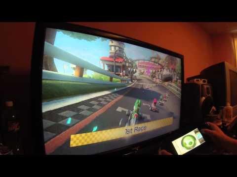 Wii-U Black Screen Flicker problem