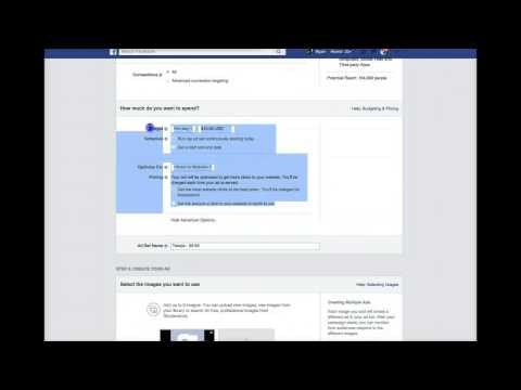 Facebook Ads Tutorial, Leadbarrel.com