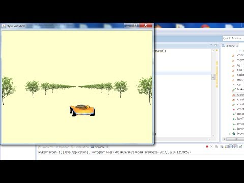 How to Make One Object Look like Many in Java 3D (with Source Code - Link in Description)/複数に見せる