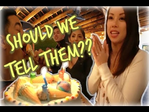 Pregnant For My Birthday With JUST KIDDING FILMS Family! Pregnancy Week 6