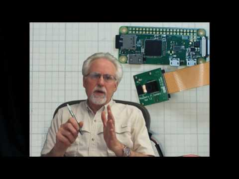 Raspberry Pi Zero Model W Tutorial 2: Making a Wireless Portable IP Camera