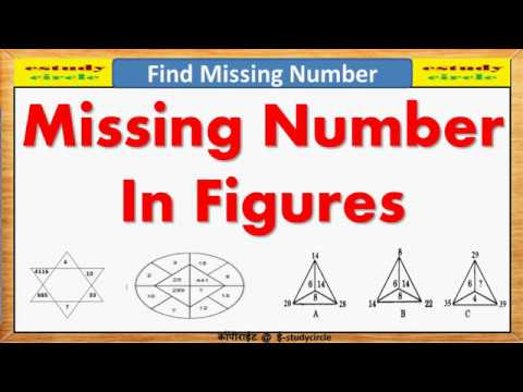 Missing Number In Figure   Reasoning    TIPS & TRICKS   MPSC STATE PSI STI Exice EXAMS   Lecture