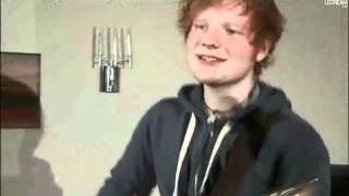 Ed Sheeran  Little Bird Live On Ustream