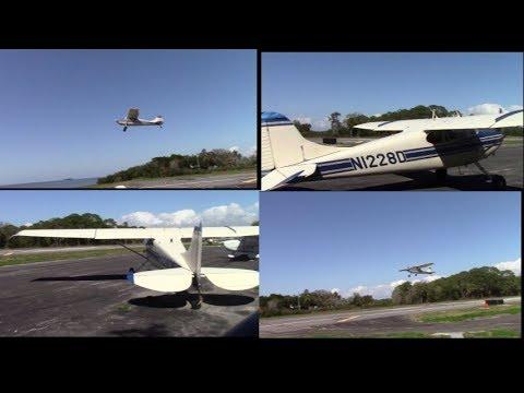 Cedar Key Airplane Rides