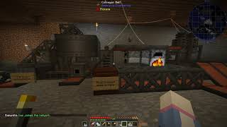 Immersive Engineering - Automated Ore Processing