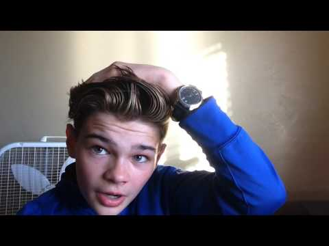 another cool hairstyle for boys