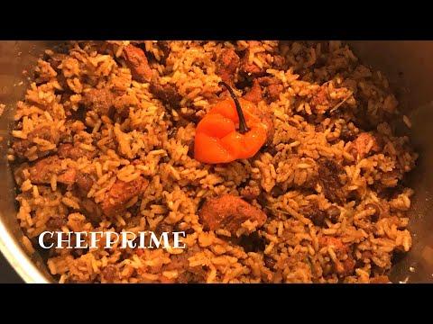 De Best Trini Chicken Pelau