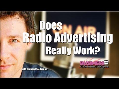Radio Advertising Does It Work with Richard Teideman BCL82