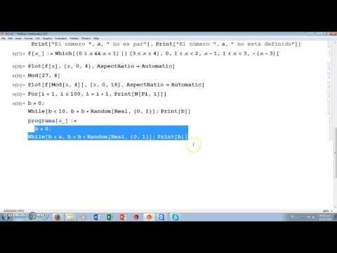 SC1 11: Sintaxis de Mathematica XI
