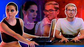 YouTubers VS Detector de Mentiras | Kevin Achutegui