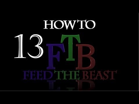 How to Feed the Beast in Minecraft - Industrial Blast Furnace - 13