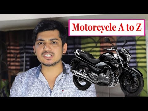 Motorcycle A to Z  Bangladesh