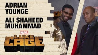 Adrian Younge & Ali Shaheed Muhammad Discuss the Music of Marvel