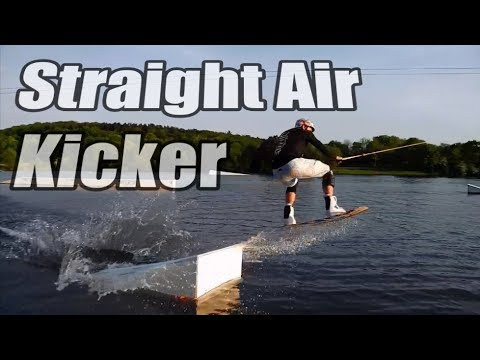 Straight Air Wakeboard Tutorial [ENG]