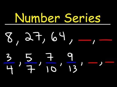 Number Series Reasoning Tricks - The Easy Way!
