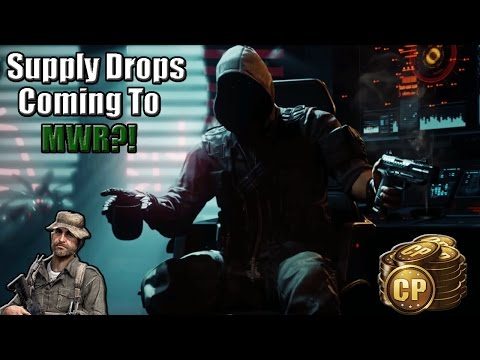 Are Supply Drops Coming To Modern Warfare Remastered?!?!