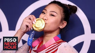 What Suni Lee's gymnastics gold win means to Hmong Americans