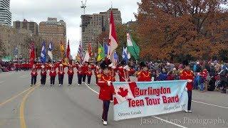 Burlington Teen Tour Band Ontario Canada | Toronto Christmas Carnival 2017
