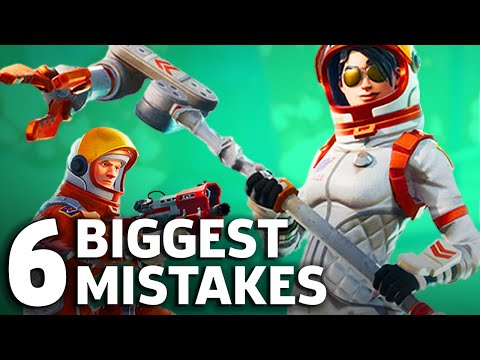 Fortnite - 6 Common Mistakes People Make