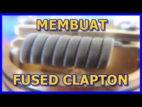 Tutorial Vape | Membuat Fused Clapton Coil
