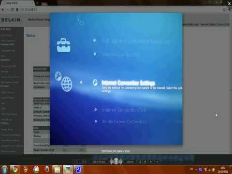 PS3 Settings CSN Firewall