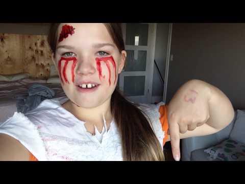Halloween Makeup Tutorial! Zombie Bride
