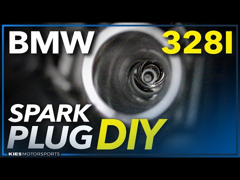 BMW F30 328i Spark Plug Change