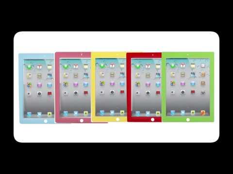 iPad Color Mod Customizations
