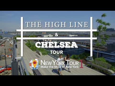 The Highline and Chelsea Tour - New York Tour1