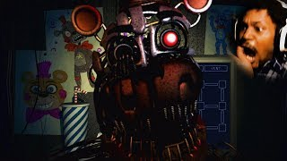 I HATE THIS GAME (and this game hates me) | Five Nights at Freddy