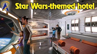 Fully Immersive Star Wars Hotel announced for Walt Disney World