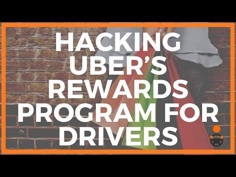 Hacking Uber's Rewards Program For Drivers