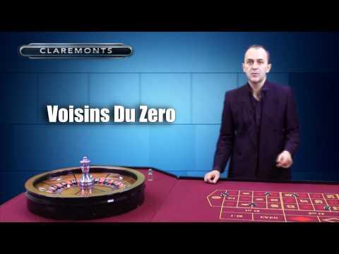 Roulette Terminology: Tiers Du Cylindre - Voisins Du Zero