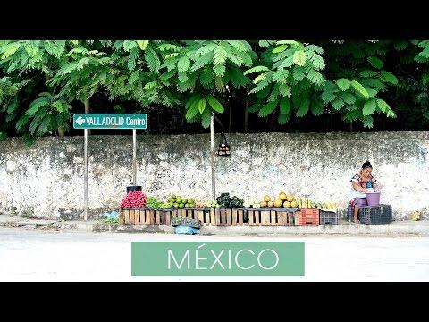 Mexiko Reise 2016- Strand, Häuser, Essen in Yucatan/Cancún