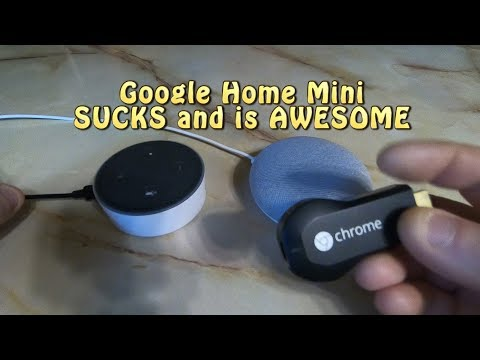 Google Home Mini It SUCKS and is AWESOME!