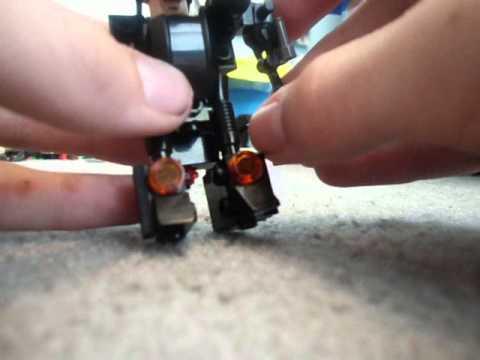 lego puma robot mech suit :)