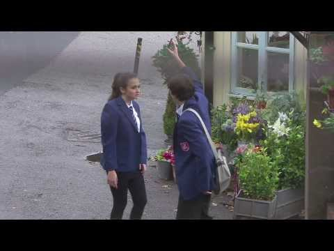 Exclusive Hollyoaks Scene for This is Abuse