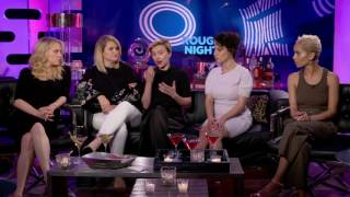 Rough Night Full Interview Scarlett Johansson, Kate McKinnon, Jillian Bell, Ilana Glazer, ZoeKravitz