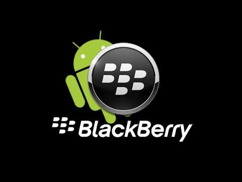 Blackberry App Per Android - Come installarle sul vostro smartphone!