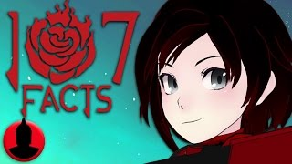 107 RWBY Facts YOU Need to Know! (ToonedUp #196) | ChannelFrederator