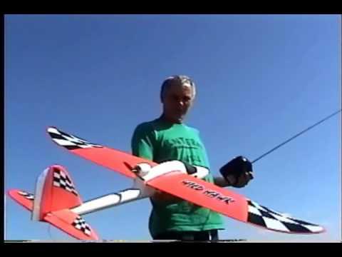 Wild Hawk Maiden Flight