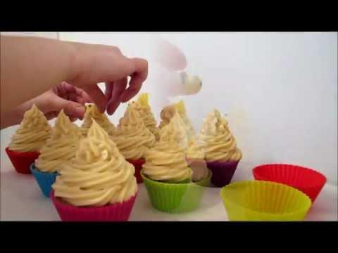 New cupcake soap - Honey Bee