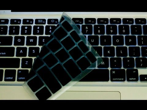 LE Silicone Keyboard Cover for MacBook Pro 2011 and up