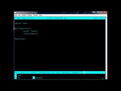 Crontab Tutorial - VPS with AWS  EC2 and Python Intro to AWS