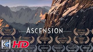 "CGI **Multi-Award Winning** Animated Shorts : ""Ascension"" - by Ascension le Film"